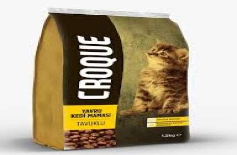 Croque Adult Cat Chicken!