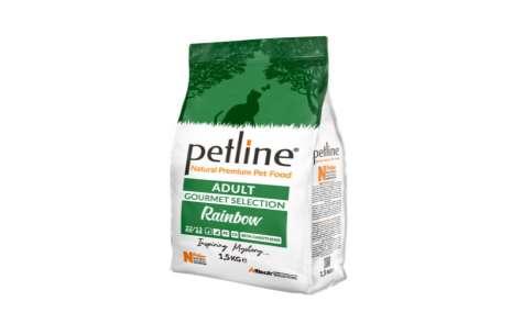 Petline Natutal Premium Cat Food – Gourmet Selecti!