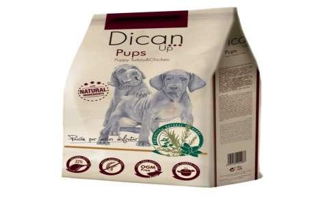 DICAN UP PUPS Dog Food!