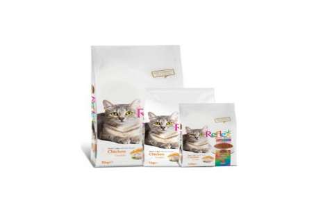 Reflex Multicolour Cat Food - Adult 3KG!