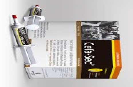 CEFA S E C 650 INTRAMMAMARY SUSPENSION!