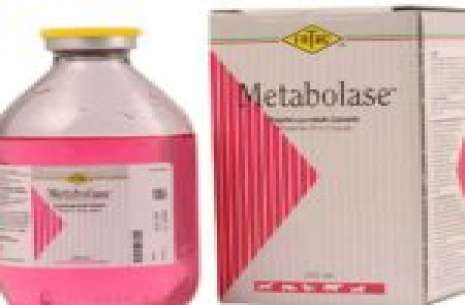 Metabolase Injection 500 ml!