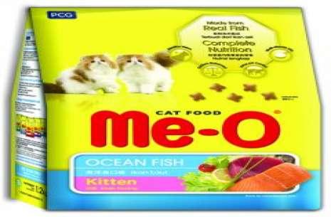 Me-O Kitten Cat Food Ocean Fish!