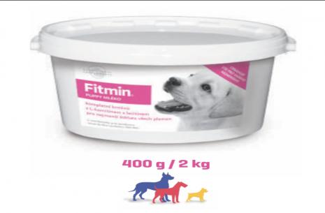Fitmin Puppy Milk – 400 Gram!