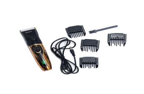 KEMEi Rechargeable Pet Trimmer – KM6189 – Trimmer !