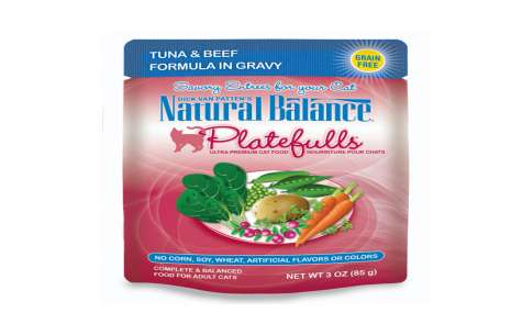 Natural Balance Cat Food Pouches – Tuna n Beef!