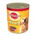 Pedigree Original Loaf Wet Dog Food Can - 400g!