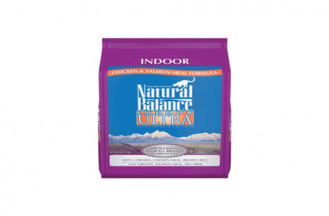 Natural Balance Chicken In Salmon Meal Dry Cat Fee!