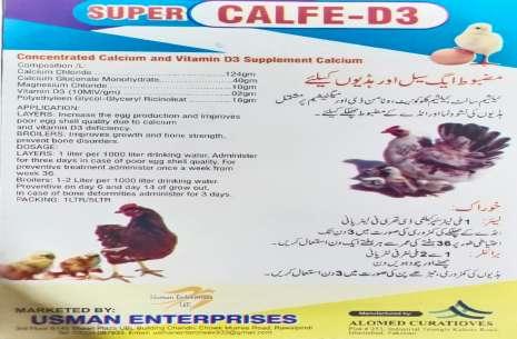 Super Calfe – D3!
