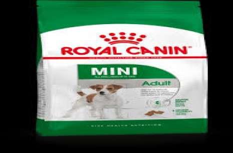 Royal Canin Mini Adult - 4KG!