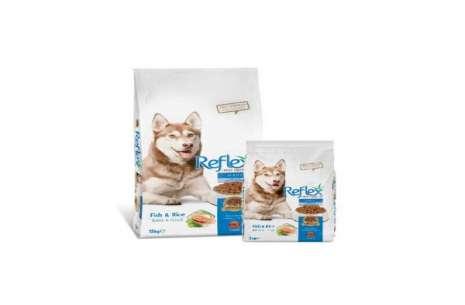Reflex Adult Dog Food Fish&Rice 3kg!