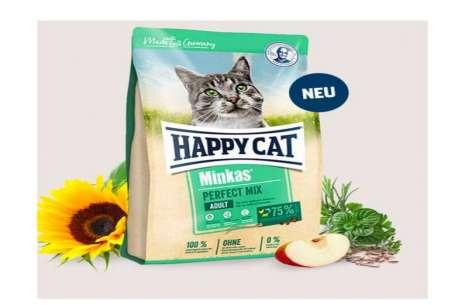 HappyCat Cat Food Minkas Mix!