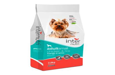 Inter Nutri ADULT SMALL Dog Food!