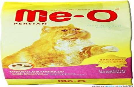 Me-O Cat Food Persian!