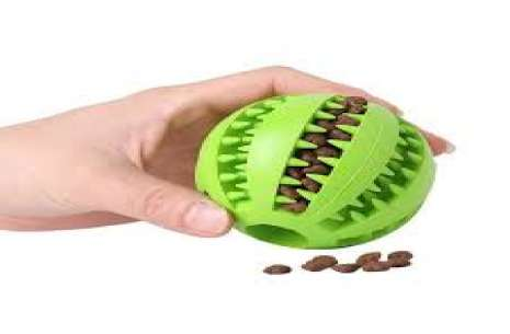 Treat Ball Toy!