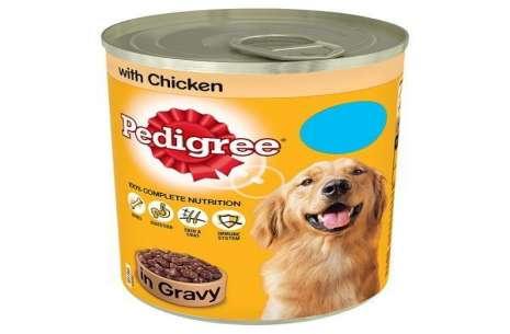 Pedigree Food Tin 400g!