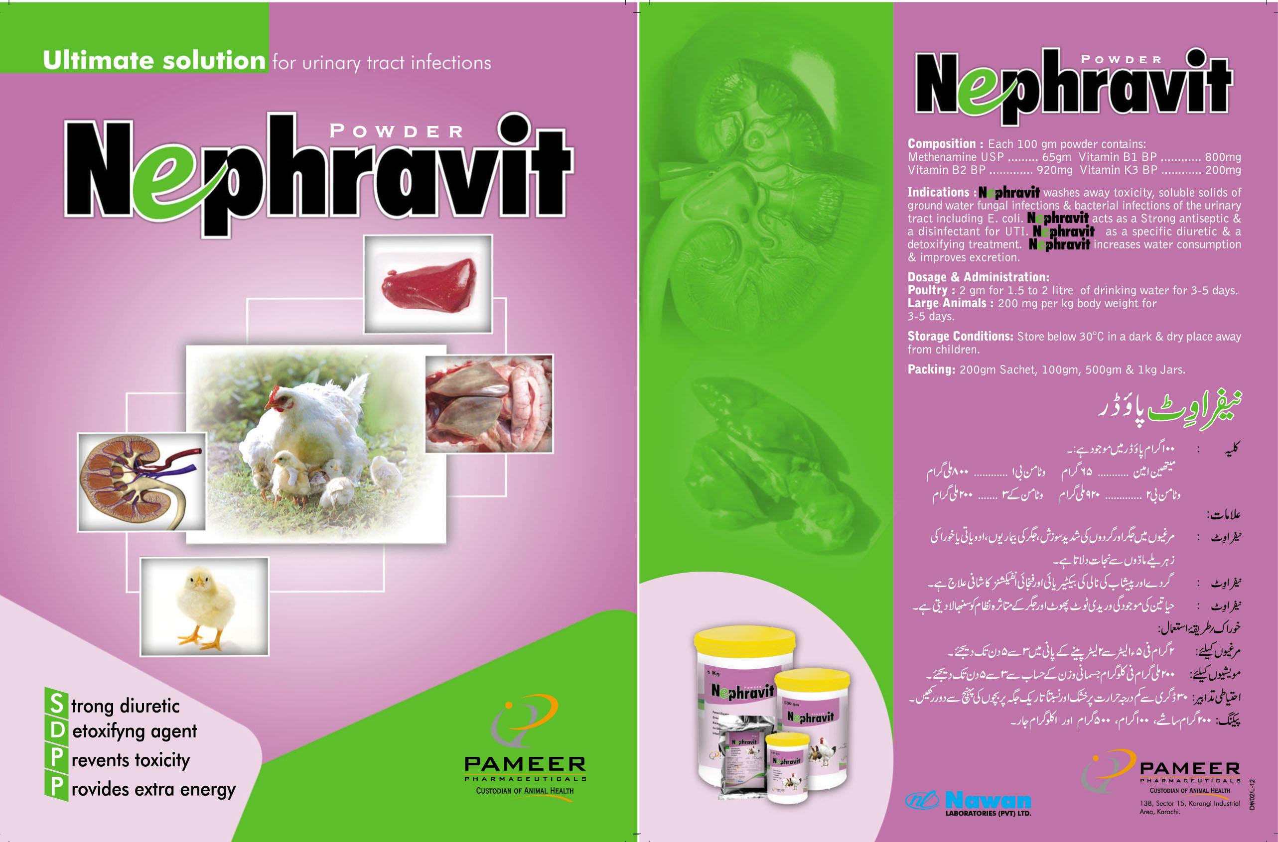 Nephravit Powder!