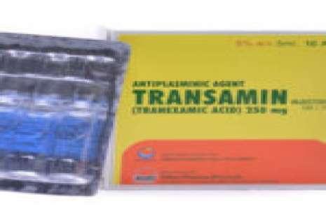 Transamin – Injection 500 mg!