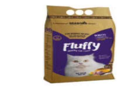 Fluffy Cat Food 340g!